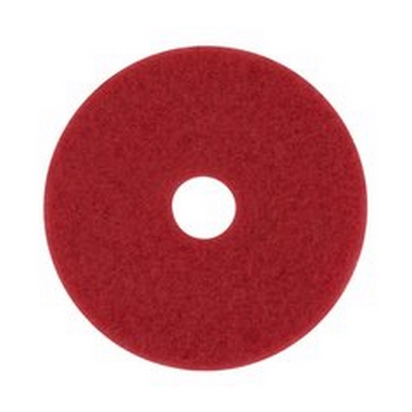3M-33cm Floor Pad Red