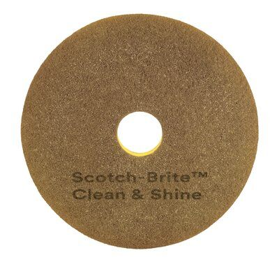 3M 35cm Scotch-Brite™ Clean & Shine Pad