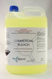 Advanced Chemicals - Bleach 12.5% 5L