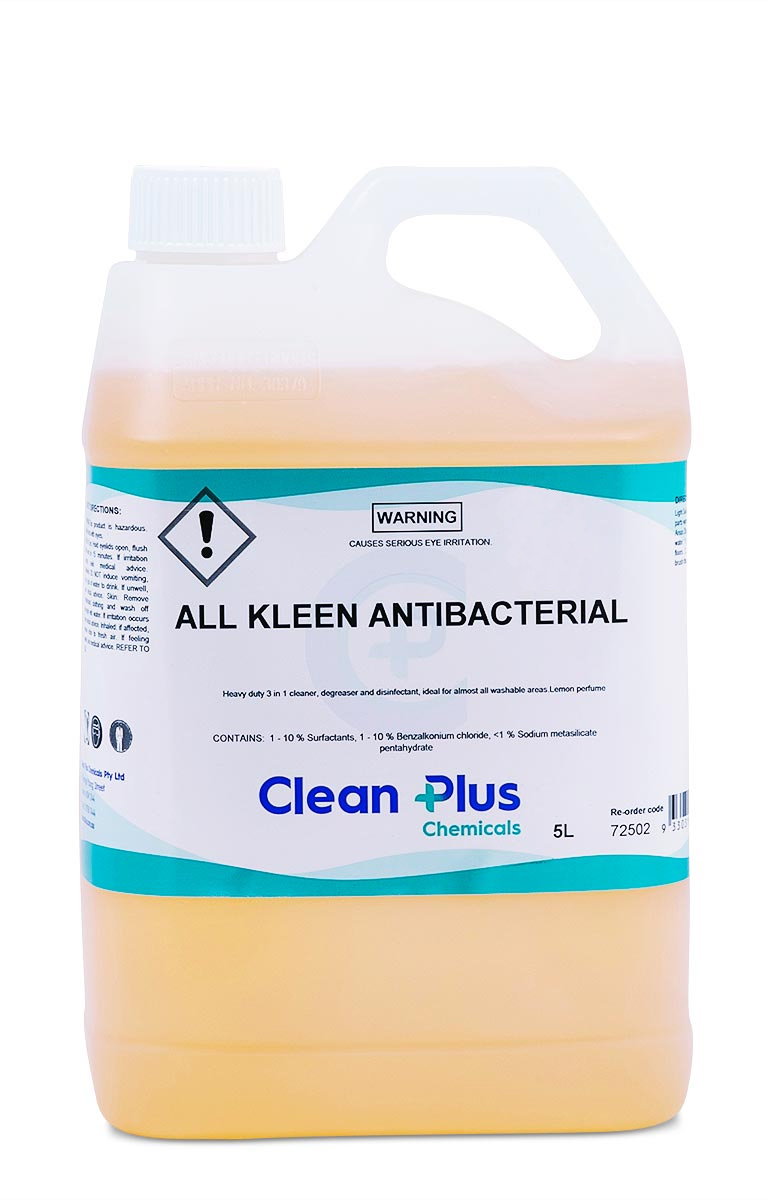 All Kleen Antibacterial 5L