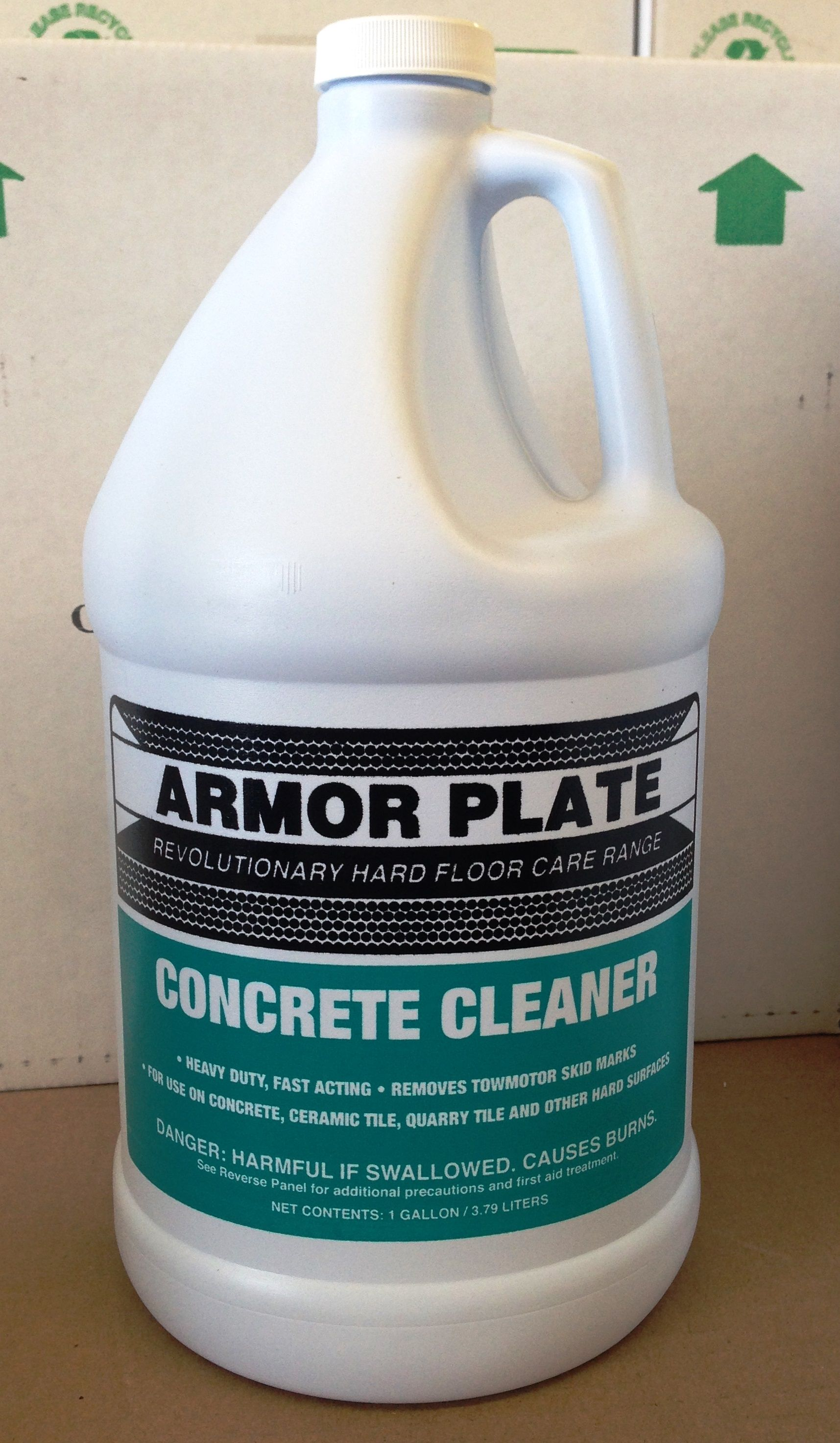 Armor Plate Concrete Cleaner 1gal