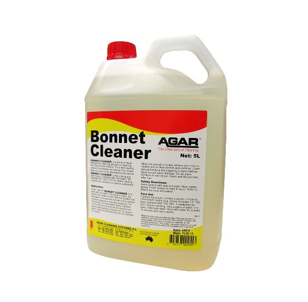Bonnet Cleaner 5L