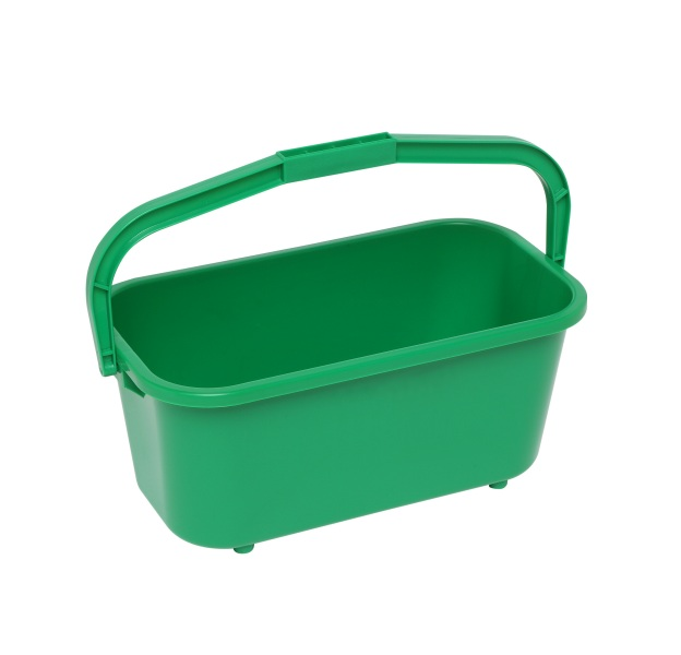 11L Green Window Bucket