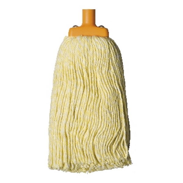 CONTRACTOR MOP REFILL 400G YELLOW