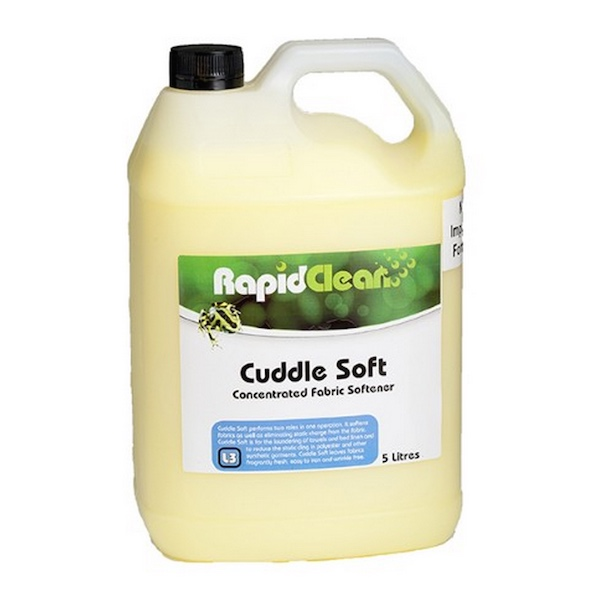 Cuddle Soft 5L - Fabric Softener