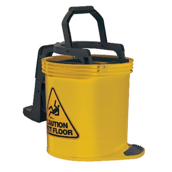 Duraclean Bucket MKII - Yellow