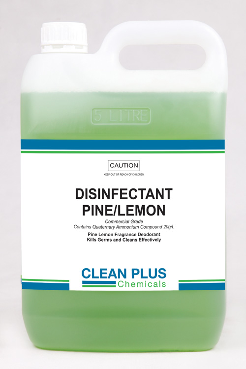 Disinfectant Pine Lemon 5L