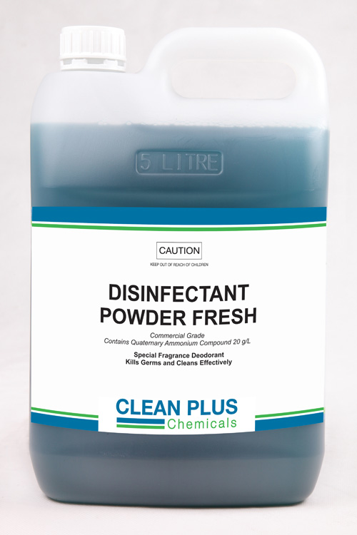 Disinfectant Powder Fresh 5L
