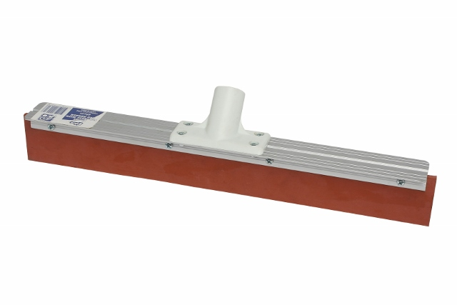 Edco 45cm Red Rubber Floor Squeegee