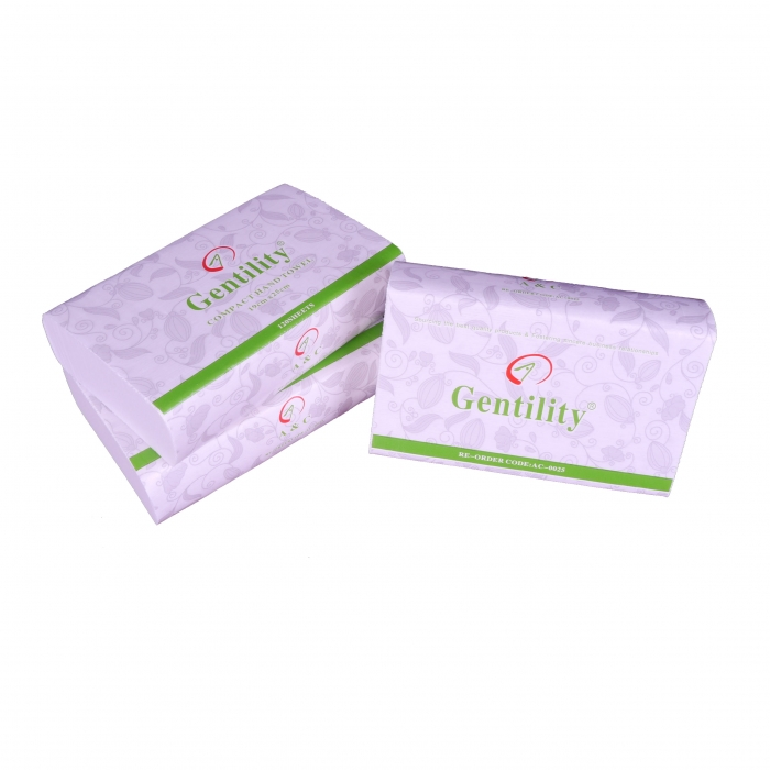 Gentility Compact TAD Hand Towel 2400