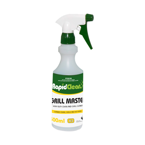 Grill Master Bottle 500mL