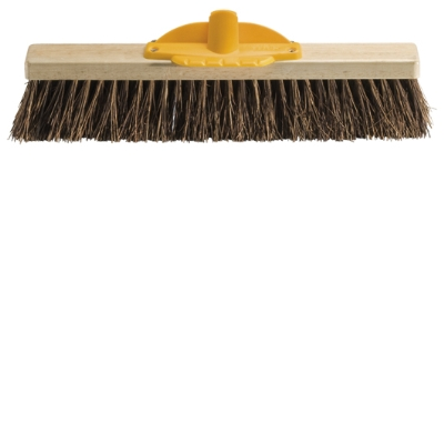 Oates 450mm Sweep All Bassine Broom - Head Only