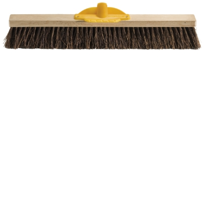 Oates 600mm Sweep All Bassine Broom - Head Only