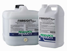 Oates Fibresoft Prespray & Rinse: Upholstery Cleaning System 5L