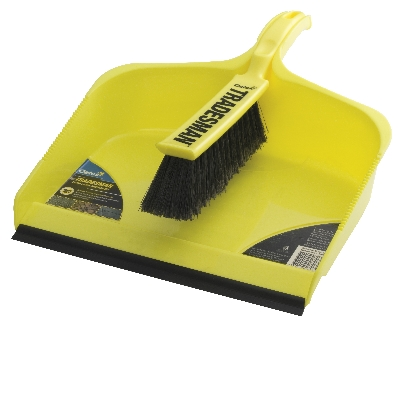 Oates Tradesman XL Dustpan Set
