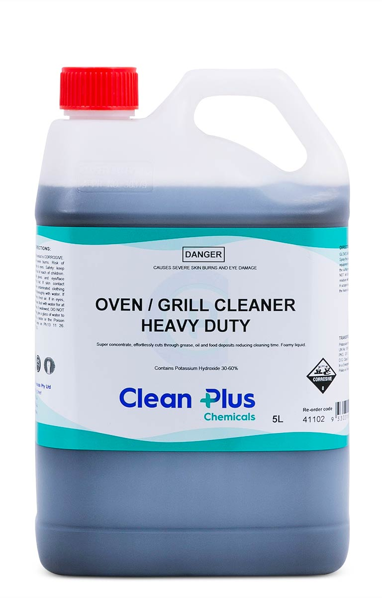 Oven/Grill Cleaner Heavy Duty