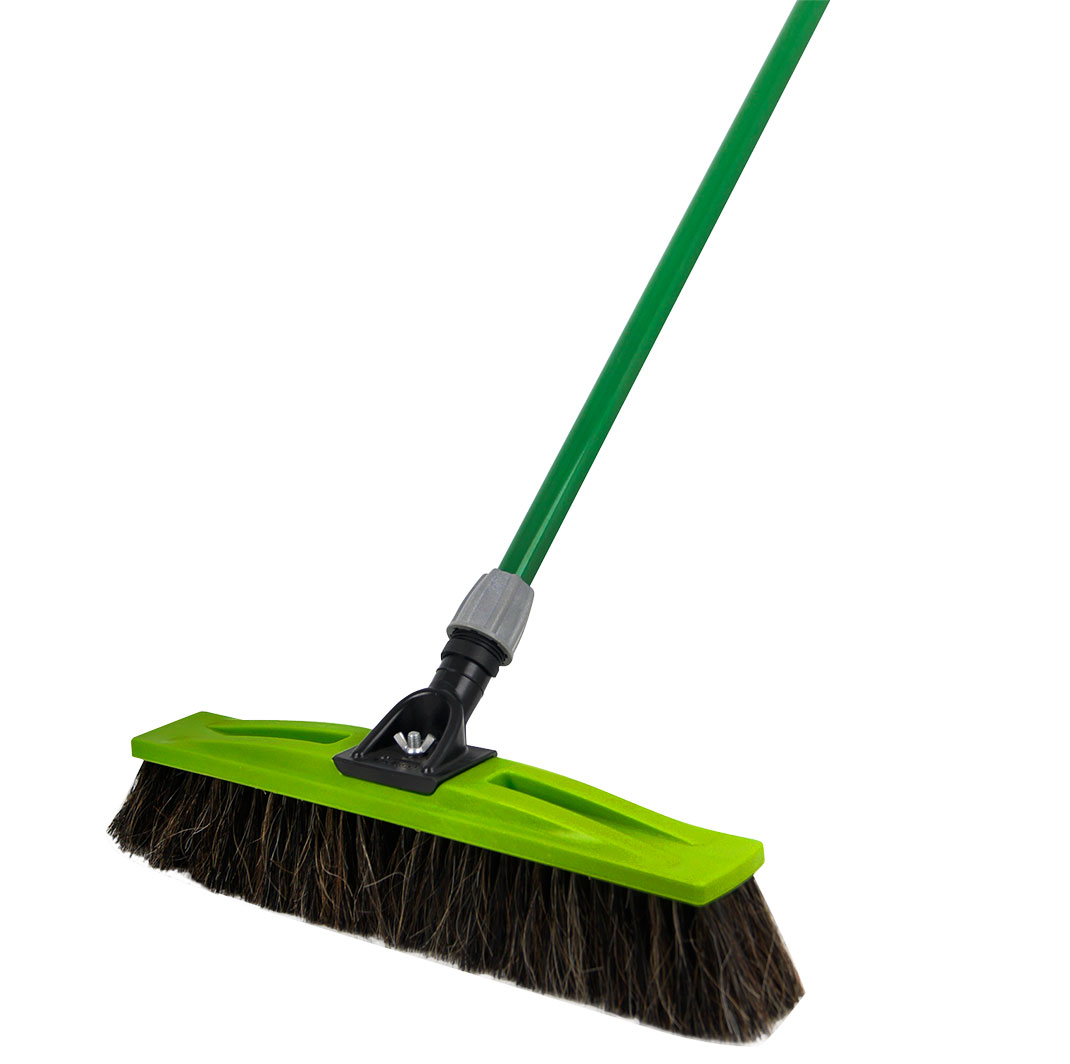 Sabco Large Indoor Broom With Handle 450mm