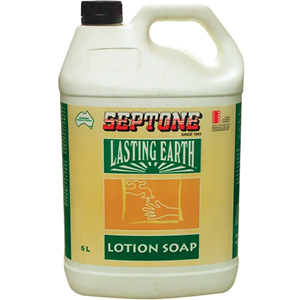 Septone Lasting Earth Soap 5L