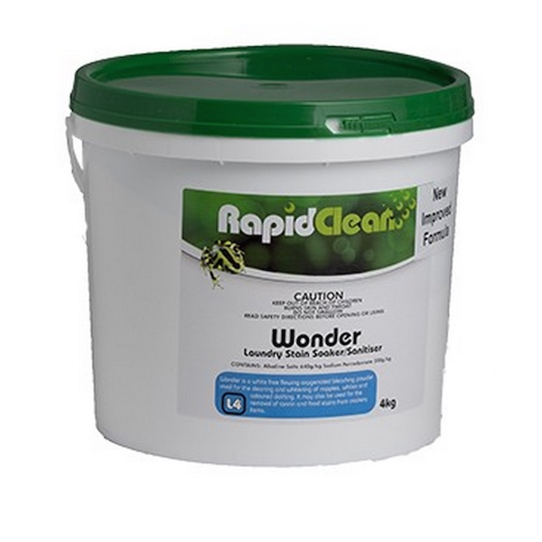 Wonder 4kg - Laundry Soaker & Sanitiser